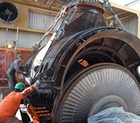 Turbine & Generator Services from Professional Field Service Engineers